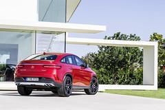 Mercedes-Benz GLE Coup (2014) (CarsDrive) Tags: daimler pressphoto presse