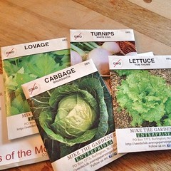"It's 26 degrees outside and I am dreaming of spring. It was the perfect day for my Seeds of the Month Club shipment to arrive!  Who else is dreaming of spring and gardening today?  #garden #nongmo • <a style=""font-size:0.8em;"" href=""http://www.flickr.com/photos/54958436@N05/15972683347/"" target=""_blank"">View on Flickr</a>"