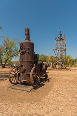 Miners Park, Pine Creek, Northern Territory, Australia (Strabanephotos) Tags: park pine creek australia northern territory miners