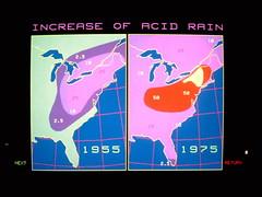 Scientific: Acid Rain ( Daniel Rehn) Tags: demo graphics 1980 vector img basic acidrain hp9845c wwwtxt