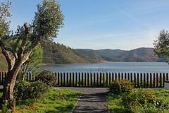 Le barrage de Vale da Pipa (hans pohl) Tags: portugal landscapes algarve paysages