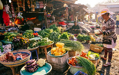 Kupang Traditional Market (syukaery) Tags: trip travel people woman tourism fruits vegetables indonesia market sony traditional sigma marketplace dailylife activity ntt humaninterest kupang 19mm eastnusatenggara vsco nex5 nex5r