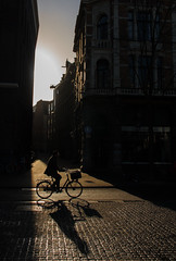 The essence of Amsterdam (Styledave) Tags: city amsterdam bike canon europe shadows tamron controluce