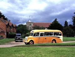 Bedford OB Duple (Yeovil Town) Tags: bus bournemouth duple bedfordob shamrockrambler