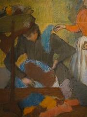 """Chez la modiste (vers 1905-1910), Edgar Degas - Exposition """"Paris 1900, la ville spectacle"""", Petit Palais, Paris VIIIe (Yvette G.) Tags: paris musée exposition 1900 petitpalais belleépoque edgardegas expositionuniverselle paris8 paris1900 chezlamodiste"""