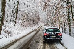 Im Schnee (-BigM-) Tags: street winter germany deutschland photography fotografie baden lerchenberg bigm württemberg göppingen strase bartenbach