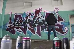 SARS (Rodosaw) Tags: chicago graffiti xmen sars