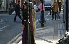Glance (Becky Frances) Tags: city light shadow people urban colour london candid streetphotography streetportrait shoreditch bricklane socialdocumentary eastlondon 2014 pollyblue lensblr beckyfrances