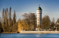 Konstanz am Bodensee (Toro Kuswan) Tags: lake germany landscape deutschland bodensee landschaft konstanz
