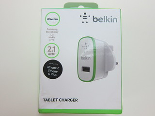 Belkin Tablet Charger (2.1A)