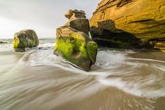 Windanbeach 4 (arociojr) Tags: ocean beach water rock landscape la nikon long exposure tokina 28 jolla d600 windiness 1628mm