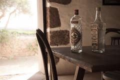 Tradition. (Sam Finch) Tags: sun hot spain chair cowboy drink smoke fuerteventura atmosphere alcohol sit vodka canary refresh dram