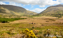 Top Cross from Ballaghbeama road (Salmix_ie) Tags: from road county blue ireland mountains nikon skies cross top lakes scenic may beaty kerry views killarney april serene nikkor tranquil valleys 2016 ballaghbeama d7100
