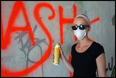 ASH (LitterART) Tags: art abandoned wall arte kunst croatia graffity walls monumenti pula istria militarybase kroatien istrien