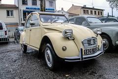 Citron 2CV (xwattez) Tags: old france car french automobile citron voiture 2cv transports ancienne 2016 franaise vhicule pamiers autortro boursedchanges