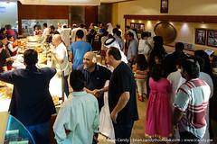 Al Aker Sweets Doha (iCandy Qatar) Tags: shop sweets qa oriental doha qatar basem addawhah kanafeh alaker