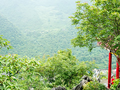 Bird's View Pavilion (LisaHong) Tags: china birds view yangshuo pavilion xingping