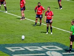 DSC00696 (melobatz) Tags: rugby ernest finale stade wallon prod2 aviron aurillacois boayonnais