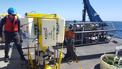 Sediment Trap Predeployment (Ocean Networks Canada) Tags: nautilus sedimenttrap wiringtheabyss2016 abyss16