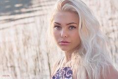 (yvind Bjerkholt (Thanks for 29,6 million+ views)) Tags: she girl beautiful beauty look norway female canon outdoors 50mm glamour eyes pretty dof feminine gorgeous dream lips sensual curly blonde classy elegance arendal
