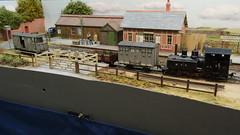 DSC00212 (BluebellModelRail) Tags: buckinghamshire may exhibition aylesbury bankholiday modelrailway charmouth 2016 railex o165 stokemandevillestadium rdmrc