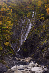 Torres del Paine Waterfall (peteskiphoto) Tags: wtrek torresdelpaine chile patagonia