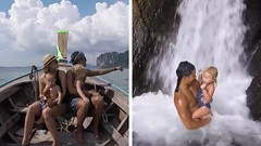 This Dad Sold An App To Snapchat For $54 Million And Took His Family On An Epic Trip Around The World (jh.siesta) Tags: world trip family this sold million around took epic snapchat