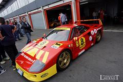 Ferrari F40  - 20160604 (9658) (laurent lhermet) Tags: sport ferrari collection et supercar ferrarif40 levigeant valdevienne sportetcollection circuitduvaldevienne sel1650 sonya6000 sonyilce6000