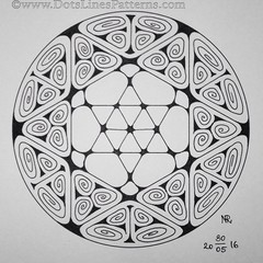 20160530_Zendala_Swiros02 (terem13) Tags: patterns tangles zentangle zendala