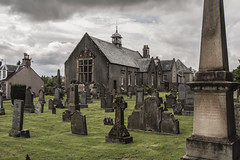 Dunblane graveyard   (Explore 18.06.2016) (Echoes89) Tags: cemetery graveyard death scotland cathedral dunblane
