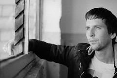 Dmitry (Anton Zabermach) Tags: portrait blackandwhite bw film analog 35mm dof nikkor ilford fp4 nikonfe2 selfdeveloped microphen 50mmf18ai