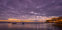Paulas (Diego S. Mondini) Tags: brazil brasil clouds sunrise nuvens santacatarina amanhecer sãofranciscodosul nascerdosol