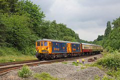 Kent to the Coast (Treflyn) Tags: rebuilt 739 gbrf 73961 73964 southcotejunction