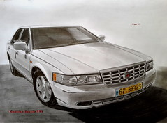 Cadillac Seville STS (paul7310) Tags: seville cadillac sts