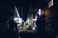 Lumire@night (yasu19_67) Tags: street japan zeiss alley neon lumire atmosphere osaka nightview digitaleffects photooftheday filmlook filmlike vsco vscofilm sel35f28z sonnartfe35mmf28za sony7ilce7