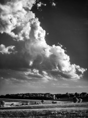 Clouds and Infrared (jmcpheeters) Tags: sunset nature landscape outdoors photography time infrared cloudscape cloudscapes categories stockphoto treatment landscapephotography imagetype photospecs typeofphotography
