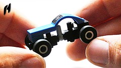 How to a Microscale Lego Buggy (MOC) (hajdekr) Tags: buggy howto lego manual tuto tutorial buildingguide 10 brick bricks race rallye rally terrain microscale small easy basic decoration toy vehicle automobile guide assemblyinstructions instructions moc myowncreation creation inspiration car