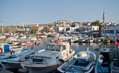 Bozcaada Port (murattuzgel) Tags: port turkey harbor nikon trkiye bozcaada ankaya d5200