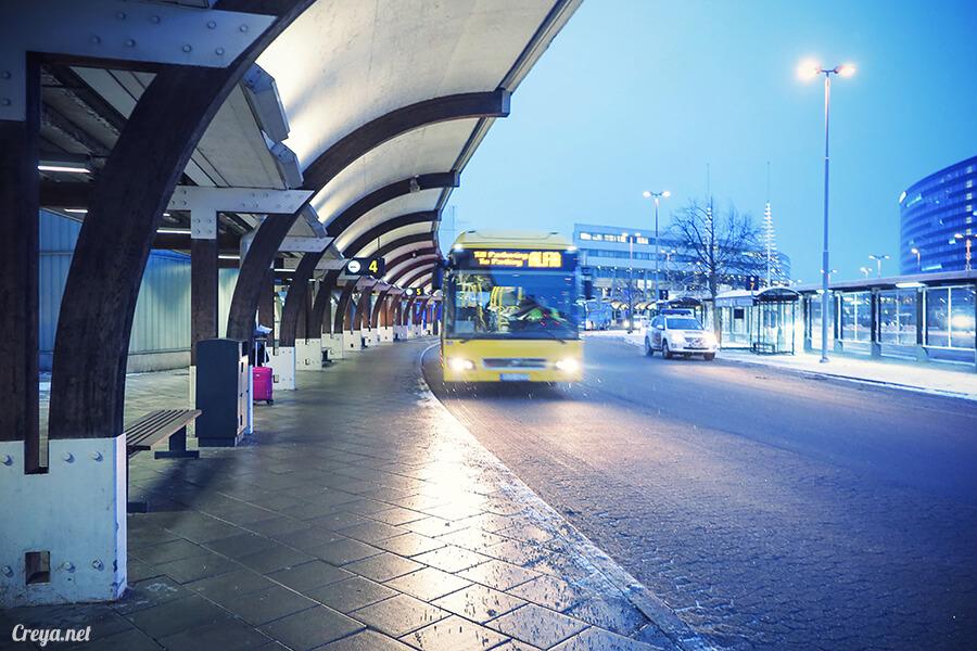 2016.07.08 ▐ 看我歐行腿 ▐ 只載去見周公的飛機,瑞典斯德哥爾摩機場旁的 Jumbo Stay 特色青年旅館05