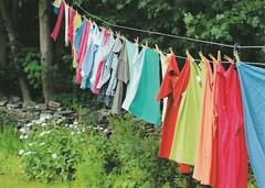 Clotheslines (Tweeling17) Tags: clotheslines laundry washinglines