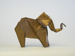 Elephant  Luigi Leonardi (Rui.Roda) Tags: origami papiroflexia papierfalten elefante olifant elephant luigi leonardi