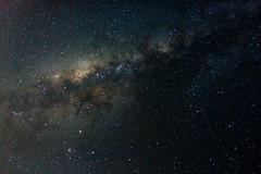 Milky Way as seen from our guest house terrace (ep_jhu) Tags: night estrellas milkyway 7d astrophotography stars puertorico pr longexposure caribbean dark island sky astronomy galaxy canon tropical culebra