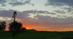 more windmills (Wil James) Tags: elements ontario fireworks sunset dusk sonya77mk2 clouds nightime night sonyflickraward farm settingsun zeiss sonyilca77m2