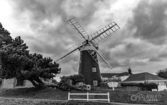 Stow Windmill Norfolk (jawad_shootingstars@yahoo.com) Tags: windmill norfolk stow mill