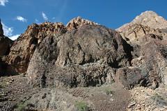 Lava Van Gogh (Chief Bwana) Tags: az grandcanyon grandcanyonnationalpark nationalparks coloradoriver lava columnarbasalt volcano psa104 chiefbwana 500views