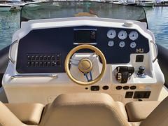 Nuova Jolly | Prince 43 cc (Federico Fiorentino Yacht Design) Tags: sport design open mercury yacht fast barche rib jolly federico outboard nautica nuova motore gommone verado fiorentino gommoni fuoribordo