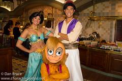 Aladdin 'Oriental' Brunch