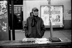 (sele3en) Tags: street people urban bw film analog 35mm russia lifestyle ilfordhp5 developer hp5 saintpetersburg moment ilford russians blackandwhitefilm ilfotecddx homedevelop ilfotec ilfordrapidfixer rapidfixer filmdevelop ilfordilfotecddx russianreallife ilfotecddxhp5 9mindevelop