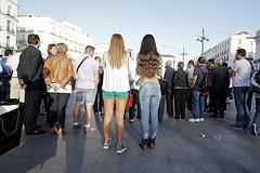 Madrid (David Herranz) Tags: madrid street espaa photography ciudad crisis fotografa davidherranz