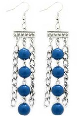 Glimpse of Malibu Blue Earrings P5712-4